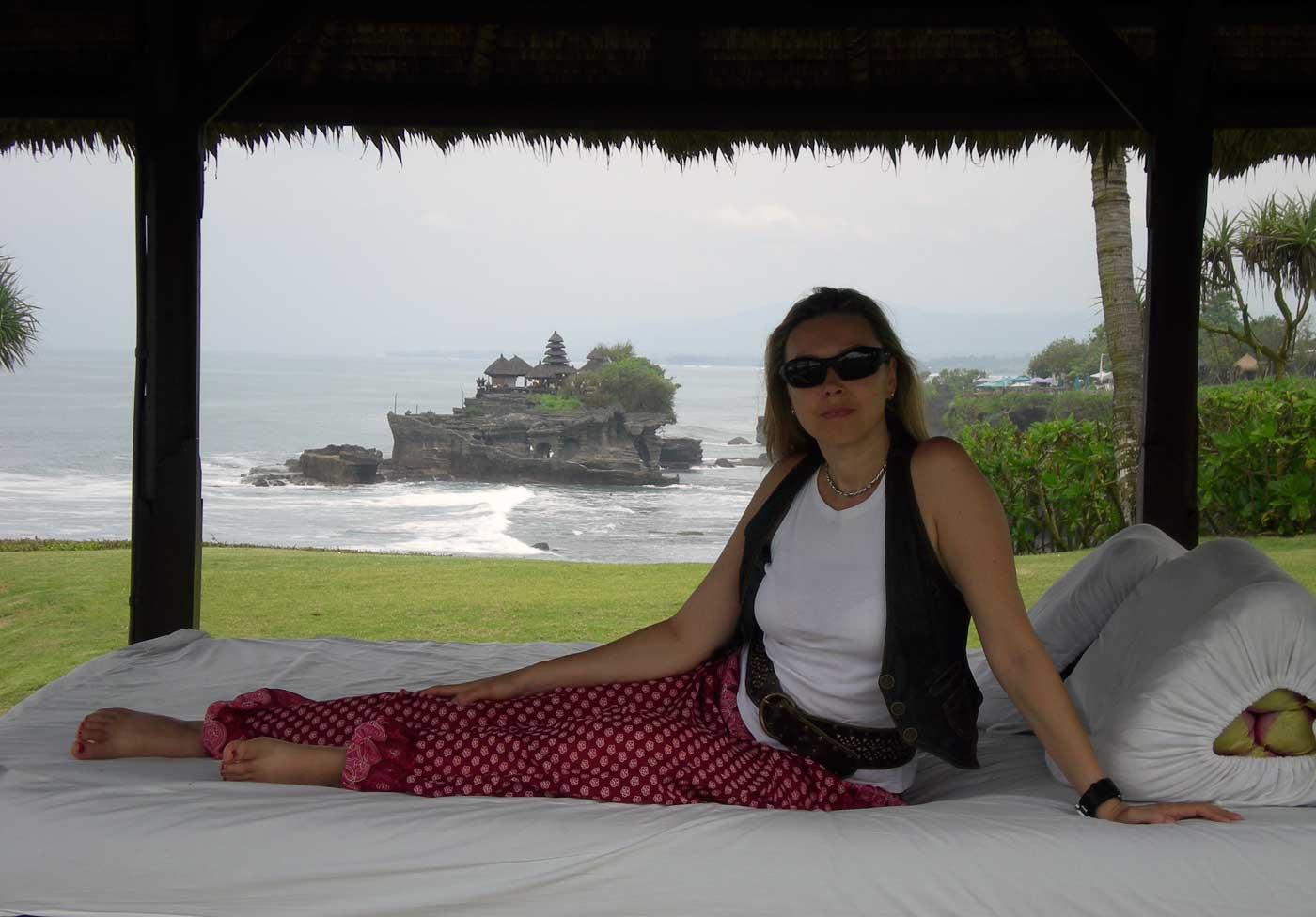 Bali Templo Tanah Lot