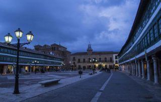 Almagro Plaza Mayor