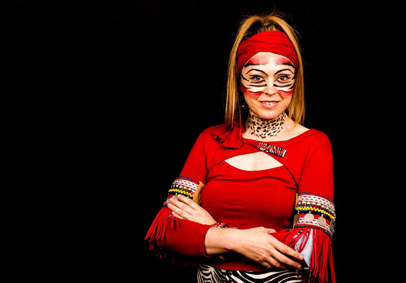 Sabatika Tours Maquillaje