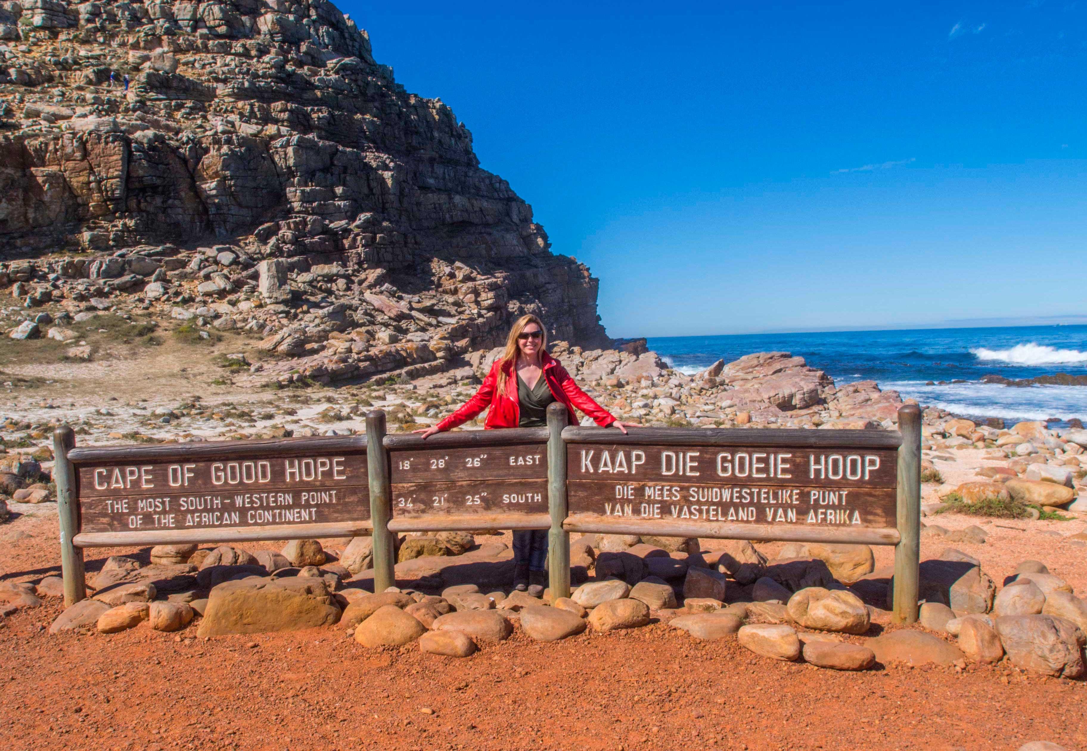 Cabo de Buena Esperanza, Ciudad del Cabo