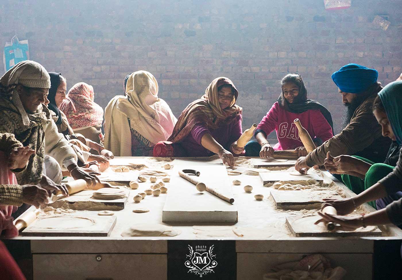 amritsar, templo dorado, india