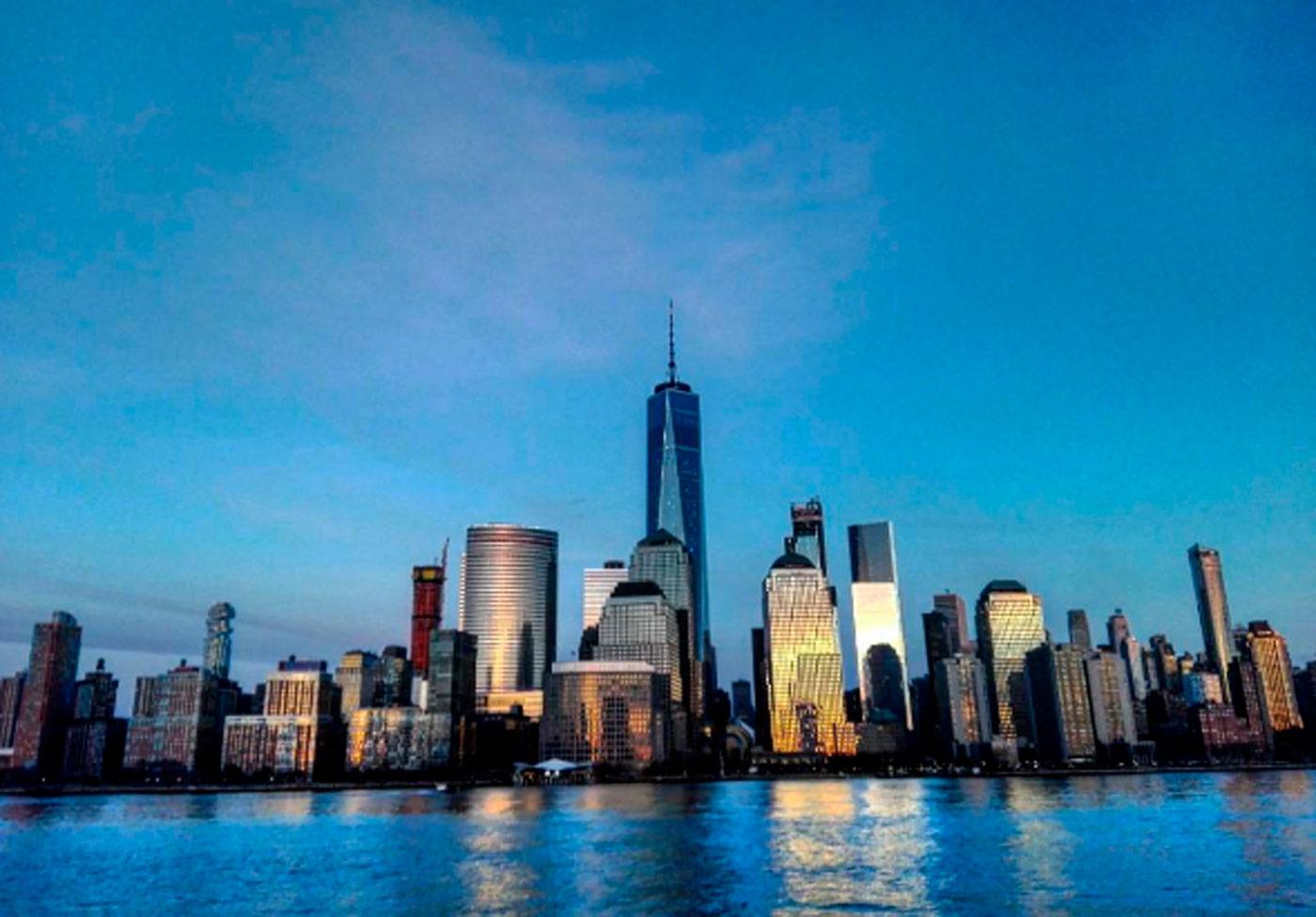 Nueva York, Skyline