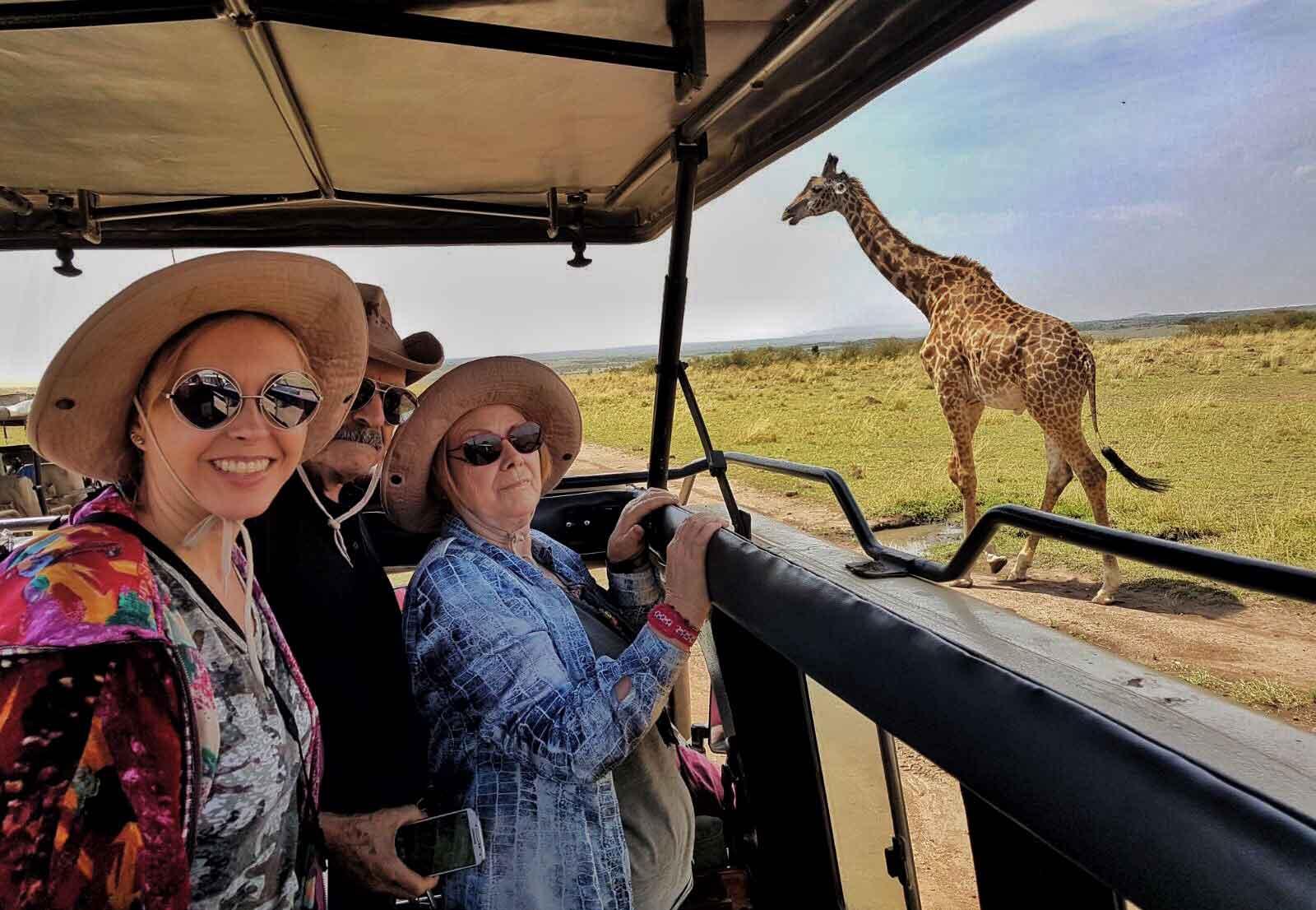 Masai Mara, Kenia, Kenya, Safari Kenia