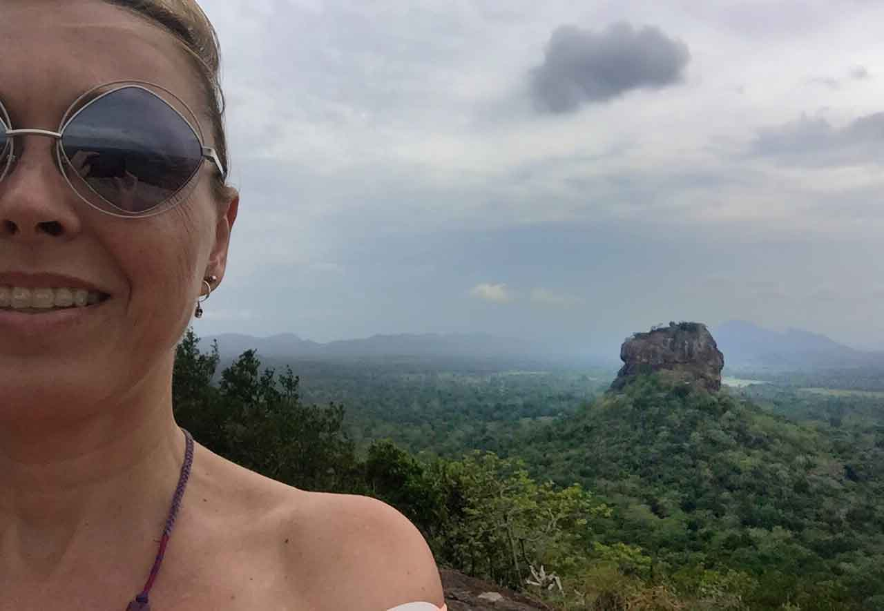 Sigiriya, Pidurangala, Sri Lanka