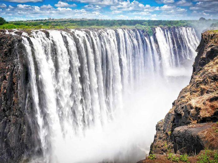 Sudafrica-Cataratas Victoria