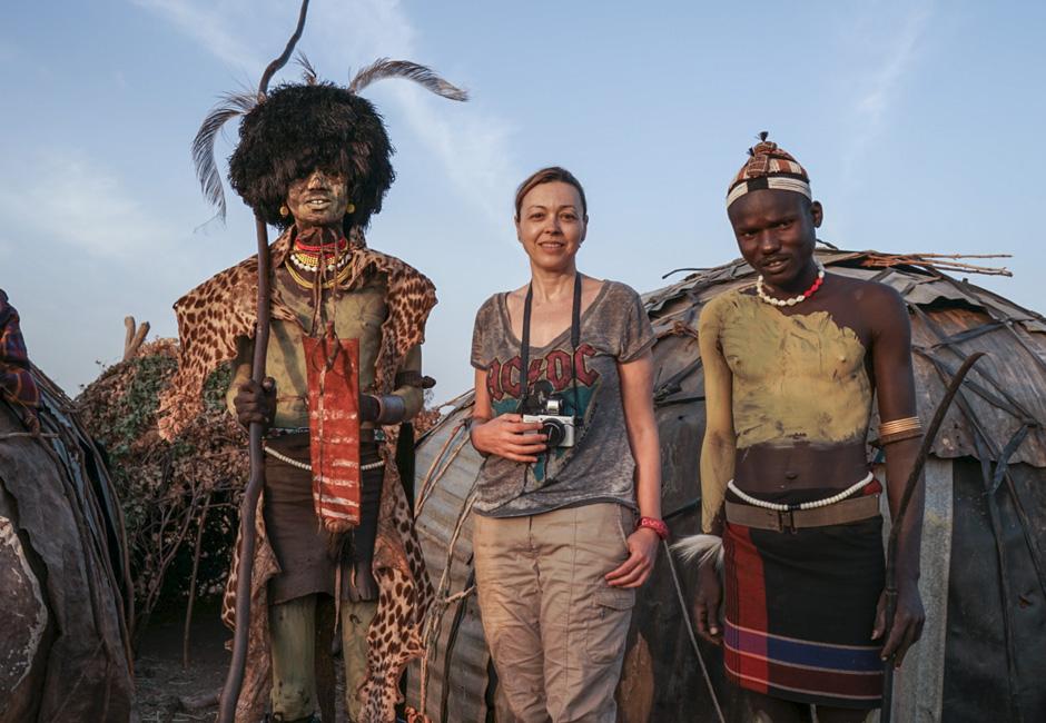 etiopia tribu dassanech
