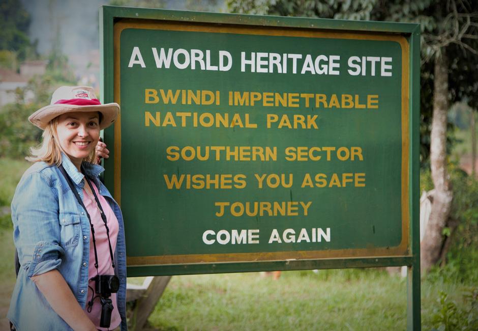 uganda bwindi bosque impenetrabel de bwindi gorilas