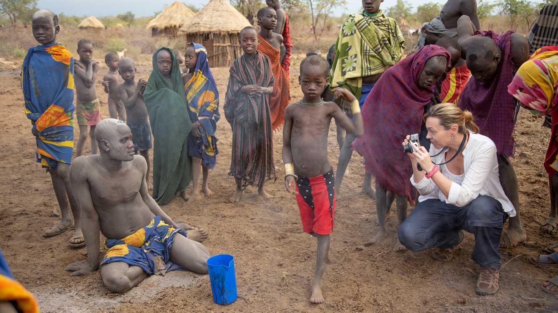 Bodi Tribe Ethiopia
